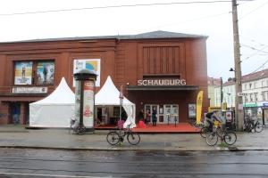 Hauptfestivalort: Das Schauburg-Kino in Dresden