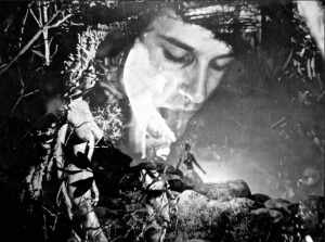 "Standbild aus dem Kurzfilm ""The Exquisite Corpus"" von Peter Tscherkassky"