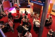 Der Cinestrange-Bereich im Foyer des C1 in Braunschweig