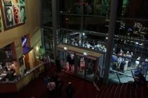 Die Nächte auf dem Cinestrange wurden immer lang