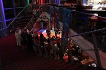Blick in die Cinestrange-Lounge