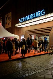 Fast immer voll: das Kino Schauburg in Dresden