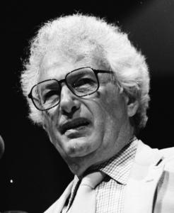 Josephy Heller, Miami Bookfair International, 1986