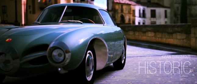 GT 6 Autos