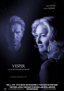 "Plakat zum Kurzfilm  ""Vesper"""