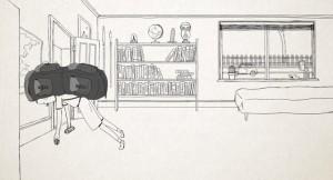 Standbild aus dem Kurzfilm
