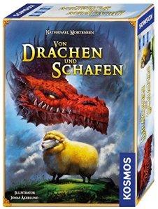 """Gesellschaftsspiel """"Von Drachen und Schafen"""""""