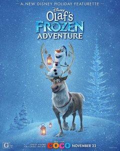 "Plakat zum Kurzfilm ""Olaf taut auf"""