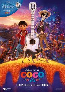 """Poster zum Film """"Coco"""""""