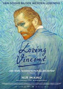 "Poster zum Film ""Loving Vincent"""