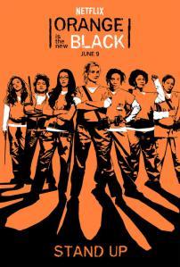 Plakat zur fünften Staffel von Orange is the New Black