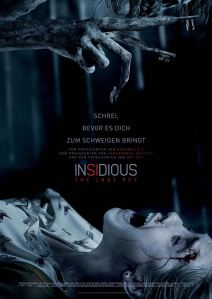 "Poster zum Film ""Insidious: The Last Key"" (2018)"