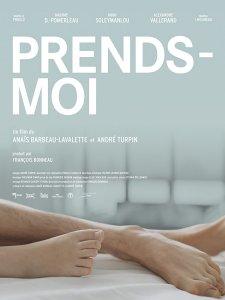 """Poster zum Kurzfilm """"Prends Moi"""""""