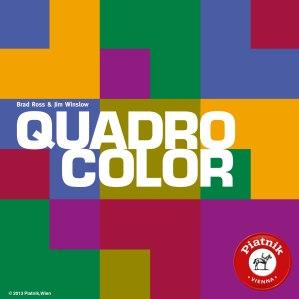 "Das Gesellschaftsspiel ""Quadro Color"""