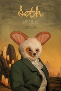 "Poster zum Kurzfilm ""Seth"""