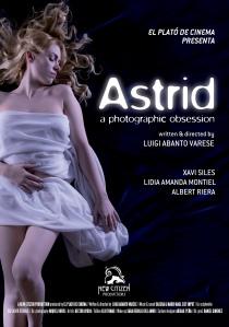 """Poster zum Kurzfilm """"Astrid"""""""