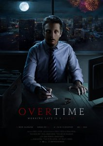 "Poster zum Kurzfilm ""Overtime"""