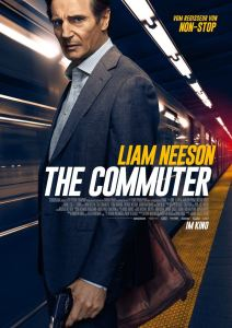 "Poster zum Film ""The Commuter"""