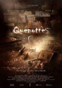 """Poster zum Kurzfilm """"Quenottes"""""""