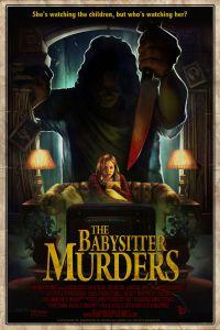 "Poster zum Kurzfilm ""The Babysitter Murders"""