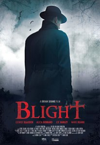 "Poster zum Kurzfilm ""Blight"""
