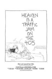 "Poster des Kurzfilms ""Heaven is a traffic jam on the 405"""