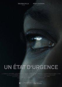 """Poster zum Kurzfilm """"Un état d'urgence"""""""
