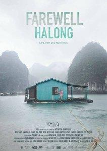 "Poster zum Dokumentarfilm ""Farewell Halong"""