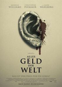 """Poster zum Film """"Alles Geld der Welt"""""""