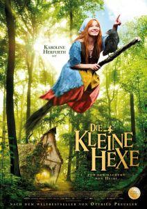 """Poster zum Film """"Die kleine Hexe"""""""