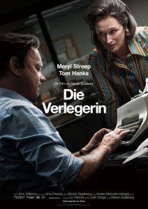 """Poster zum Film """"Die Verlegerin"""""""