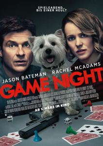 "Poster zum Film ""Game Night"""