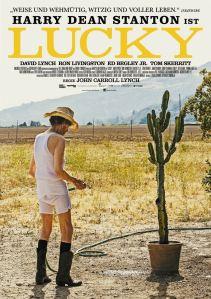 """Poster zum Film """"Lucky"""""""