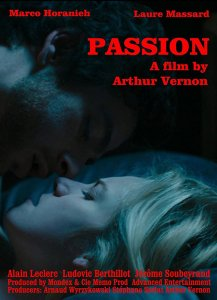 "Poster zum Kurzfilm ""Passion"""