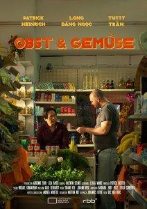 """Poster des Kurzfilms """"Obst & Gemüse"""""""