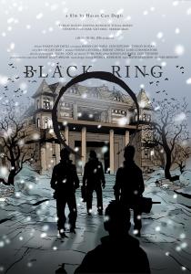 "Poster des Kurzfilm ""Siyah Çember"""