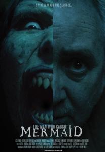 "Poster zum Kurzfilm ""The Man who caught a Mermaid"""