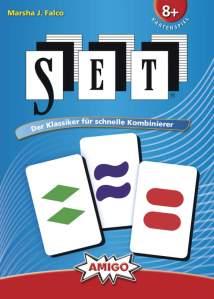 """Cover des Gesellschaftsspiels """"Set"""""""