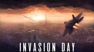 """Standbild aus dem Kurzfilm """"Invasion Day"""""""