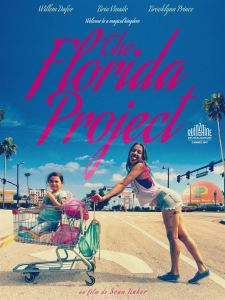 "Poster des Films ""The Florida Project"""
