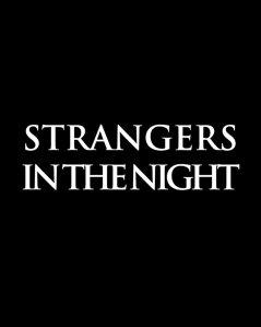 """Poster zum Kurzfilm """"Strangers in the Night"""""""
