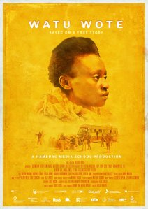 "Poster zum Kurzfilm ""Watu Wote: All of Us"""