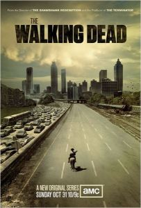 "Poster der Serie ""The Walking Dead"""