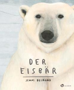 "Cover des Kinderbuchs ""Der Eisbär"""