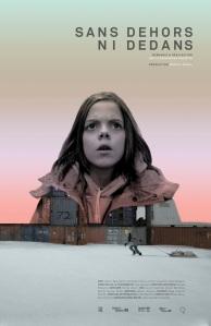 """Poster des Kurzfilms """"Sans dehors ni dedans"""""""
