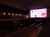 Saal im Ostentor-Kino