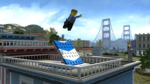 LEGO City Undercover: Chase McCain in Aktion