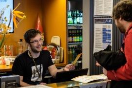 Ticketschalter im Filmtheater Schauburg